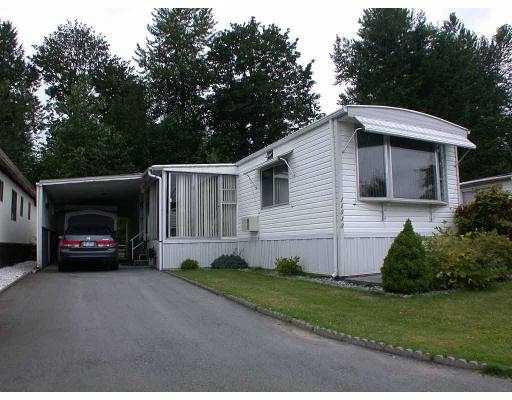 "Main Photo: 55 11939 PINYON DR in Pitt Meadows: Central Meadows Manufactured Home for sale in ""MEADOW HIGHLAND MOBILE HOME COOP"" : MLS® # V544849"