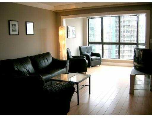 "Main Photo: 1207 488 HELMCKEN Street in Vancouver: Downtown VW Condo for sale in ""ROBINSON TOWER"" (Vancouver West)  : MLS® # V640232"
