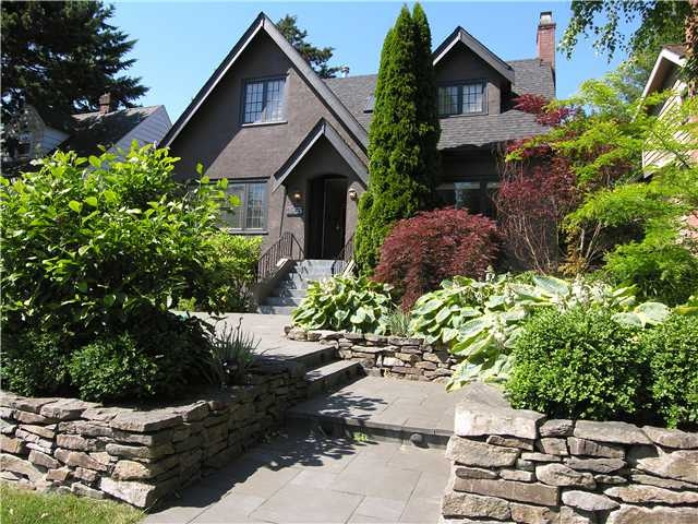 Main Photo: 3955 W West 33rd Avenue in vancouver: Dunbar House for sale (Vancouver West)  : MLS® # V842509