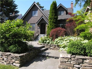 Main Photo: 3955 W West 33rd Avenue in vancouver: Dunbar House for sale (Vancouver West)  : MLS(r) # V842509