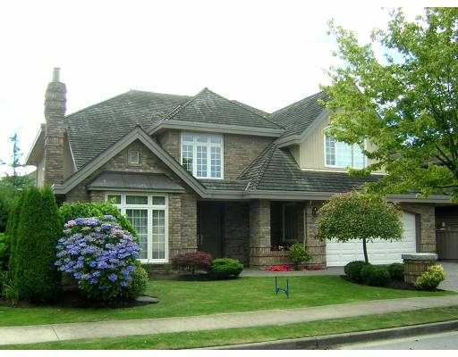 Main Photo: 6351 PEARKES Drive in Richmond: Terra Nova House for sale : MLS®# V661250