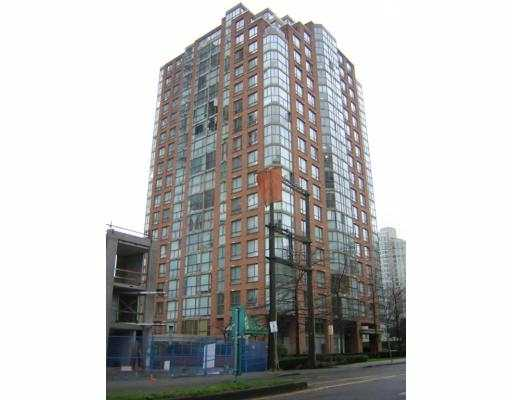 Main Photo: 1005 888 PACIFIC Street in Vancouver: False Creek North Condo for sale (Vancouver West)  : MLS® # V665277