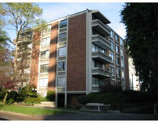 "Main Photo: 502 5350 BALSAM Street in Vancouver: Kerrisdale Condo for sale in ""BALSAM HOUSE"" (Vancouver West)  : MLS® # V676878"