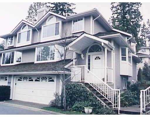 "Main Photo: 148 101 PARKSIDE Drive in Port_Moody: Heritage Mountain Townhouse for sale in ""TREE TOPS"" (Port Moody)  : MLS(r) # V704456"