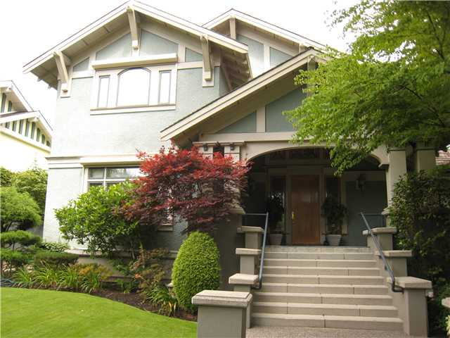 Main Photo: 1233 LAURIER Avenue in Vancouver: House for sale : MLS® # v905218