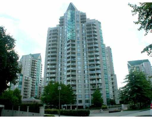 "Main Photo: 1603 1199 EASTWOOD Street in Coquitlam: North Coquitlam Condo for sale in ""THE SELKIRK"" : MLS®# V663777"