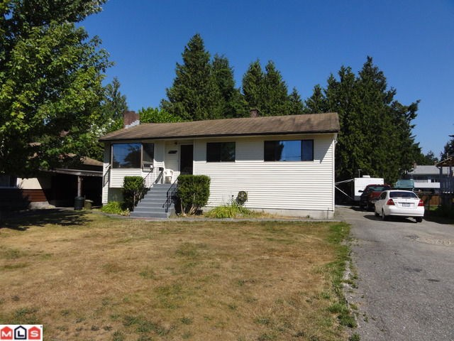 Main Photo: 10226 125th Street in Surrey: Cedar Hills House for sale (North Surrey)  : MLS® # F1021643