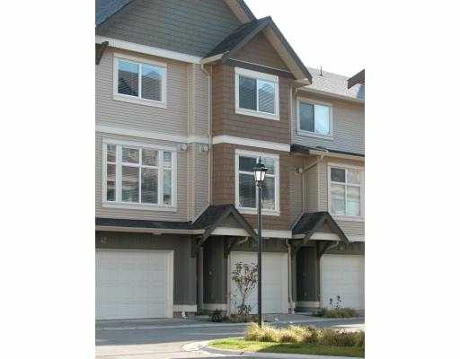 Main Photo: 41 12251 NO 2 Road in Richmond: Steveston South Townhouse for sale : MLS® # V678476