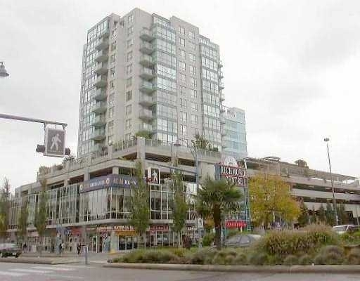 "Main Photo: # 801 7878 WESTMINSTER Hwy in Richmond: Brighouse Condo for sale in ""THE WELLINGTON AT 3 WEST CENTRE"" : MLS®# V681636"