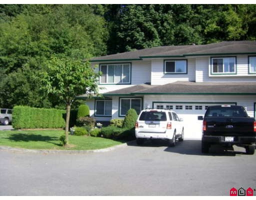 Main Photo: # 13 34250 HAZELWOOD AV in Abbotsford: Condo for sale : MLS® # F2919678