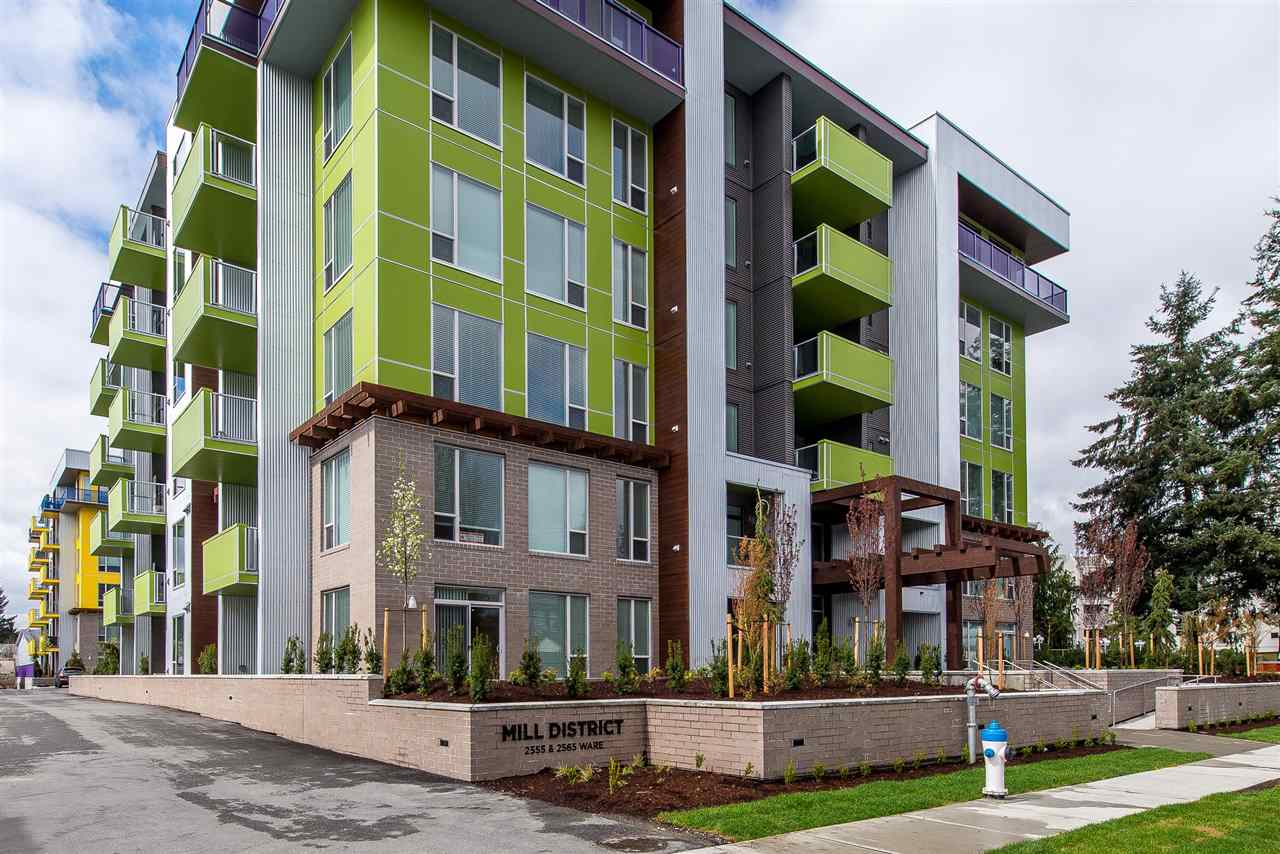 FEATURED LISTING: 205 - 2565 WARE Street Abbotsford