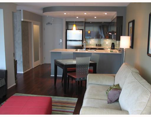 "Photo 2: 608 1008 CAMBIE Street in Vancouver: Downtown VW Condo for sale in ""WATERWORKS"" (Vancouver West)  : MLS(r) # V636812"
