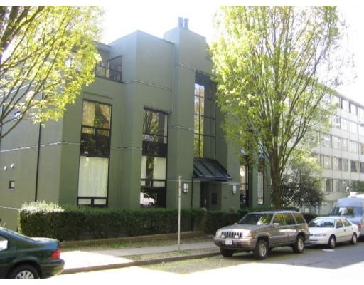 Main Photo: 302 1232 Harwood St in Vancouver: WE West End Condo for sale (VW Vancouver West)  : MLS® # V634654