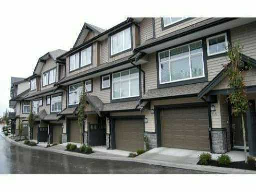 "Main Photo: # 129 13819 232ND ST in Maple Ridge: Silver Valley Condo for sale in ""BRIGHTON"" : MLS® # V871625"