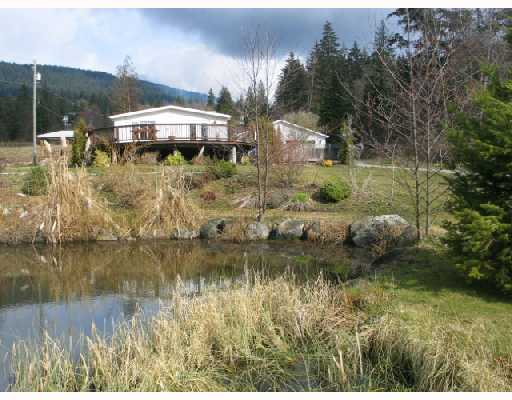 Main Photo: 996 REED Road in Gibsons: Gibsons & Area House for sale (Sunshine Coast)  : MLS® # V696261