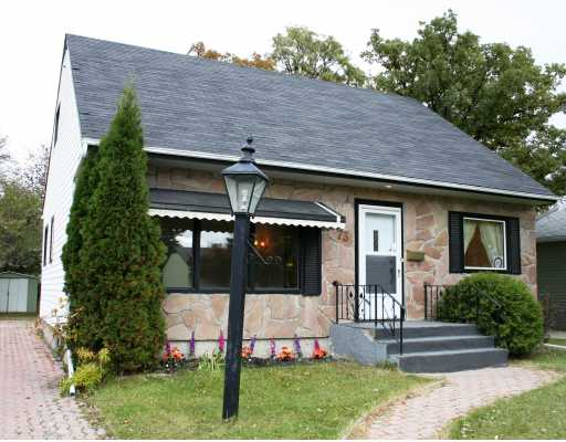 Main Photo:  in WINNIPEG: St James Residential for sale (West Winnipeg)  : MLS(r) # 2919486