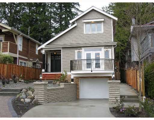 Main Photo: 1648 RALPH Street in North Vancouver: Lynn Valley House for sale : MLS® # V639621