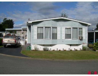 "Main Photo: 46 13507 81ST Avenue in Surrey: Queen Mary Park Surrey Manufactured Home for sale in ""PARK BLVD ESTATES"" : MLS®# F2720302"