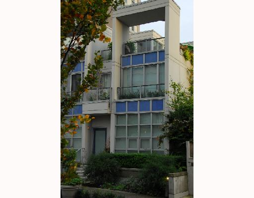 Main Photo: 1438 STRATHMORE MEWS BB in Vancouver: False Creek North Townhouse for sale (Vancouver West)  : MLS® # V705067