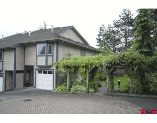 "Main Photo: 8 1828 LILAC Drive in Surrey: King George Corridor Townhouse for sale in ""Lilac Green"" (South Surrey White Rock)  : MLS®# F2816693"