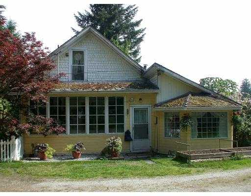 Main Photo: 12498 232ND ST in Maple Ridge: East Central House for sale : MLS® # V537676