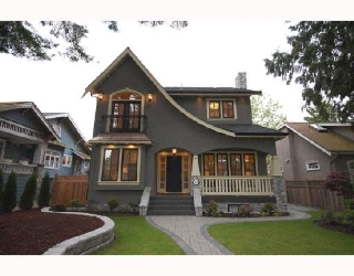 Main Photo: 3669 W 34TH Avenue in Vancouver: Dunbar House for sale (Vancouver West)  : MLS®# V702133