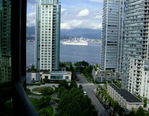 "Main Photo: 1406 555 JERVIS Street in Vancouver: Coal Harbour Condo for sale in ""HARBOURSIDE PARK"" (Vancouver West)  : MLS® # V636216"