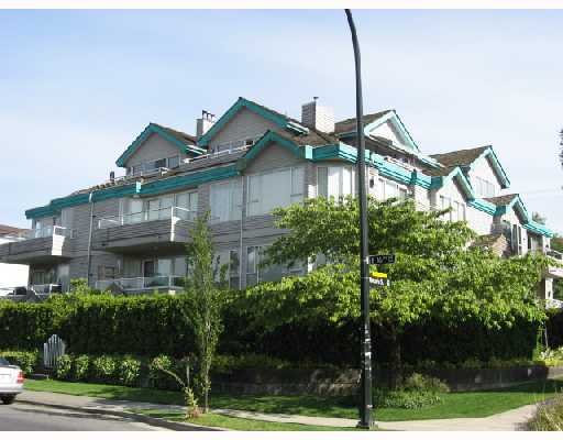Main Photo: 302 3218 ONTARIO Street in Vancouver: Main Condo for sale (Vancouver East)  : MLS®# V656519