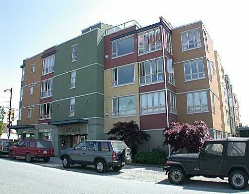 "Photo 1: 1680 E 4TH Avenue in Vancouver: Grandview VE Townhouse for sale in ""LA CASA"" (Vancouver East)  : MLS(r) # V660606"