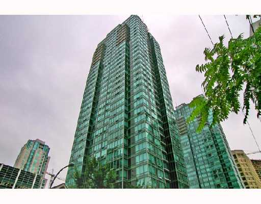 "Main Photo: 1201 1288 W GEORGIA Street in Vancouver: West End VW Condo for sale in ""RESIDENCES ON GEORGIA"" (Vancouver West)  : MLS(r) # V662546"