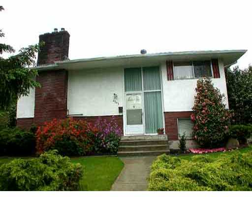 Main Photo: 3707 WELLINGTON ST in Port_Coquitlam: Oxford Heights House for sale (Port Coquitlam)  : MLS® # V290548