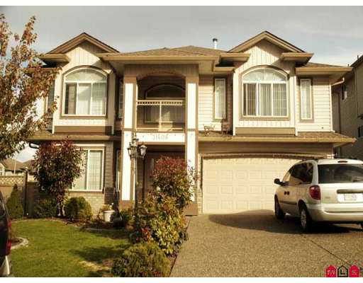 "Main Photo: 31408 HOMESTEAD in Abbotsford: Abbotsford West House for sale in ""TOWLINE AREA"" : MLS® # F2726283"