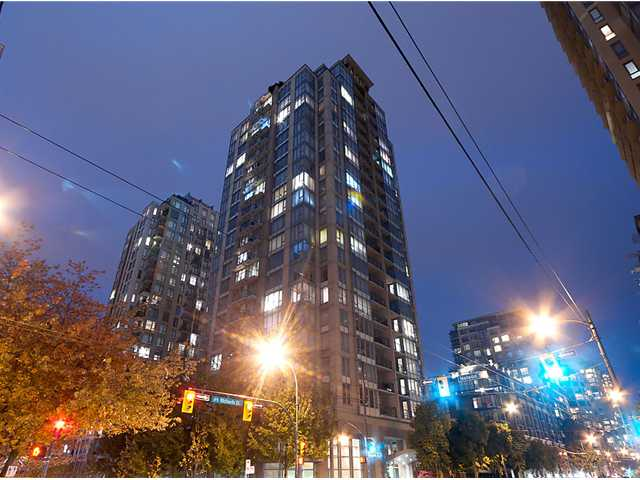 Main Photo: # 1803 1010 RICHARDS ST in Vancouver: Downtown VW Condo for sale in &quot;THE GALLERY&quot; (Vancouver West)  : MLS(r) # V830254