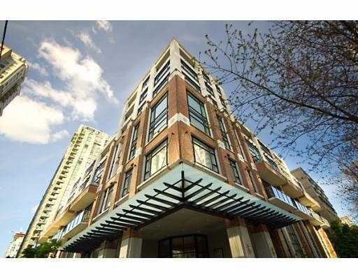 "Main Photo: 405 988 RICHARDS Street in Vancouver: Downtown VW Condo for sale in ""TRIBECA LOFTS"" (Vancouver West)  : MLS®# V695222"