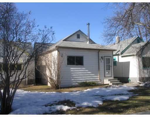 Main Photo: 43 FIFTH Avenue in WINNIPEG: St Vital Residential for sale (South East Winnipeg)  : MLS® # 2804839