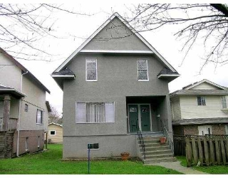 Main Photo: 929 931 E 11TH AV in Vancouver: Mount Pleasant VE House for sale (Vancouver East)  : MLS(r) # V573296