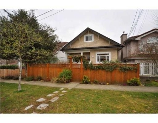 Main Photo: 5026 COMMERCIAL ST in Vancouver: House for sale : MLS® # V878856