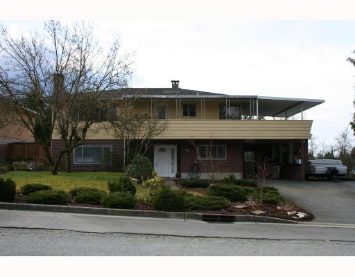 Main Photo: 920 STARDALE Avenue in Coquitlam: Coquitlam West House for sale : MLS(r) # V697471