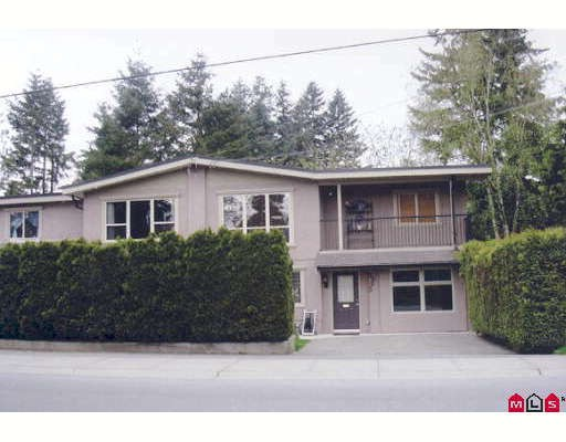Main Photo: 2895 PRINCESS Street in Abbotsford: Abbotsford West House 1/2 Duplex for sale : MLS® # F2813589