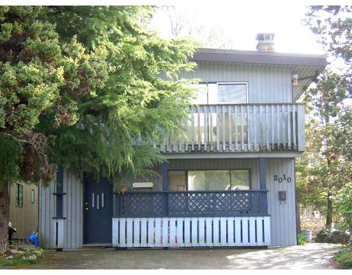 Main Photo: 2010 SANDOWN PL in North Vancouver: PN Pemberton House for sale (NV North Vancouver)  : MLS® # V633441