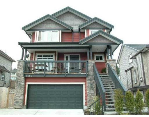 Main Photo: 1662 KNAPPEN ST in Port Coquitlam: Condo for sale : MLS(r) # V884095