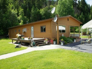 Main Photo: 8473 HOLDING ROAD: Adams Lake Other for sale (South East)  : MLS® # 103721