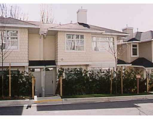 "Main Photo: 2 3586 RAINIER Place in Vancouver: Champlain Heights Townhouse for sale in ""THE SIERRA"" (Vancouver East)  : MLS(r) # V687960"