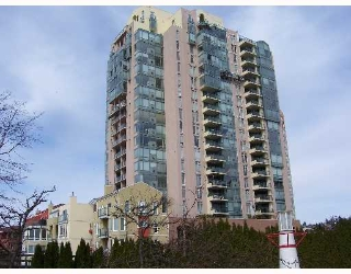 "Main Photo: 1601 8 LAGUNA Court in New_Westminster: Quay Condo for sale in ""THE EXCELSIOR"" (New Westminster)  : MLS®# V640091"