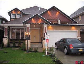 Main Photo: 21179 83A Avenue in Langley: Willoughby Heights House for sale : MLS® # F2800782