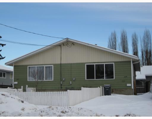 "Main Photo: 2636 QUINCE Street in Prince_George: VLA House Duplex for sale in ""VLA"" (PG City Central (Zone 72))  : MLS®# N178743"