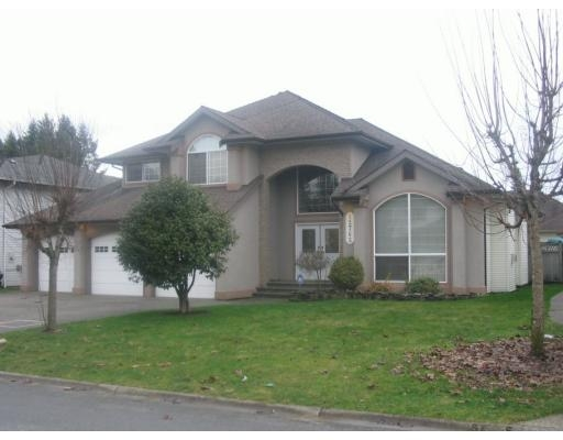 Main Photo: 12762 227A ST in Maple Ridge: EC East Central House for sale (MR Maple Ridge)  : MLS® # V626137