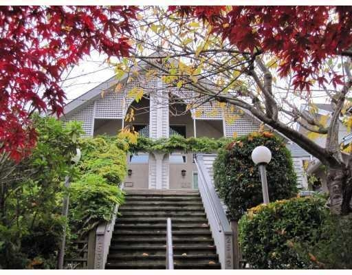 Main Photo: 2542 CORNWALL AV in Vancouver: House for sale : MLS® # V797885