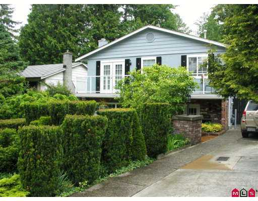Main Photo: 12697 15A Avenue in White_Rock: Crescent Bch Ocean Pk. House for sale (South Surrey White Rock)  : MLS® # F2714586
