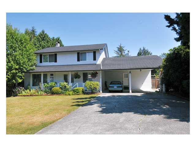 Main Photo: 12374 GRAY ST in Maple Ridge: West Central House for sale : MLS(r) # V864232